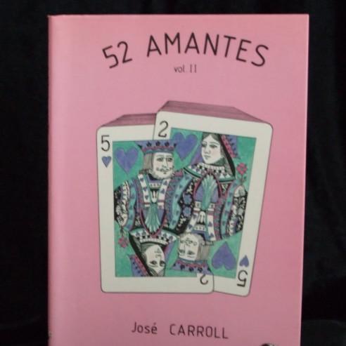 52 AMANTES - PEPE CARROLL