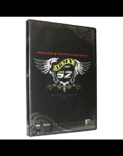 ARMY OF 52, ELLUSIONIST - DVD