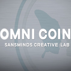 OMNI COIN USA (2 GIMMICKS)